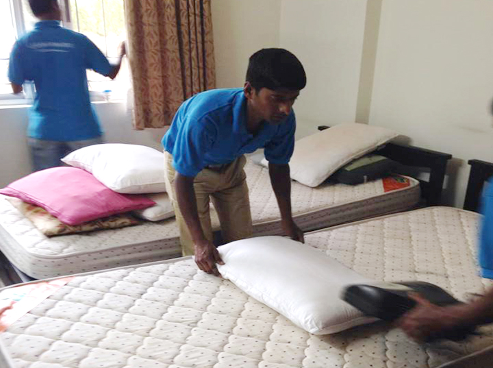 Mattress cleaning service by Clean Fanatic